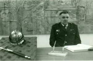 Rudolf Hela u pamětní knihy
